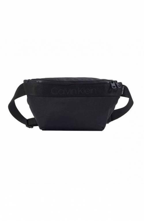 CALVIN KLEIN Bag NASTRO LOGO Male Black - K50K505672BAX