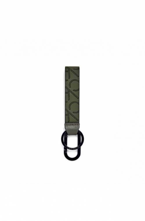 CALVIN KLEIN Keyrings MONO BLEND olive Male - K50K505789MRZ