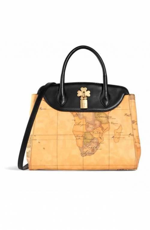Borsa ALVIERO MARTINI 1° CLASSE Geo Lucky Donna Shopper Geo-nero - GP43-G578-0001