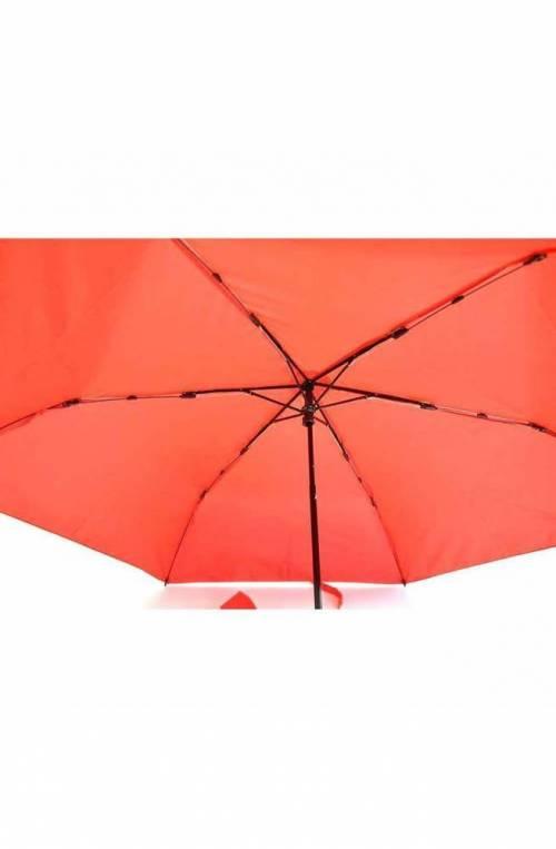 PIQUADRO Umbrella red Mini - OM5289OM6-R