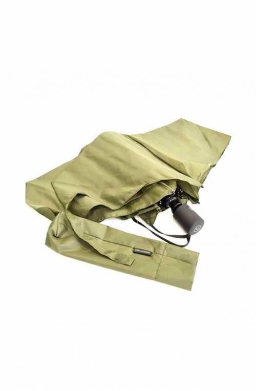 PIQUADRO Umbrella Green automatic open/close - OM5288OM6-VE