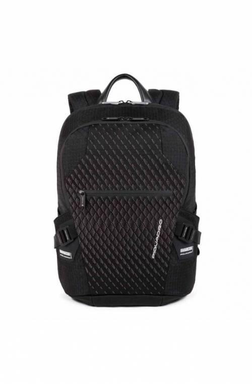 PIQUADRO Backpack PQ-Y Black - CA5151PQY-N