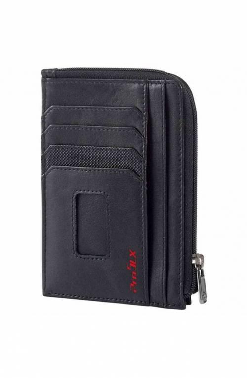 Portacarte SAMSONITE Pro-DLX 5 Nero Pelle - CR4-09727