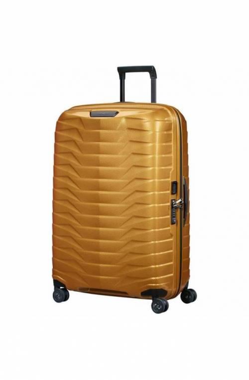 SAMSONITE Trolley Proxis HONEY GOLD - CW6-06003