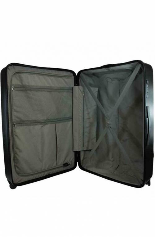 Trolley YNOT ROMBO Blu TSA lock Unisex - ROM-12003S0-MIDBLUE