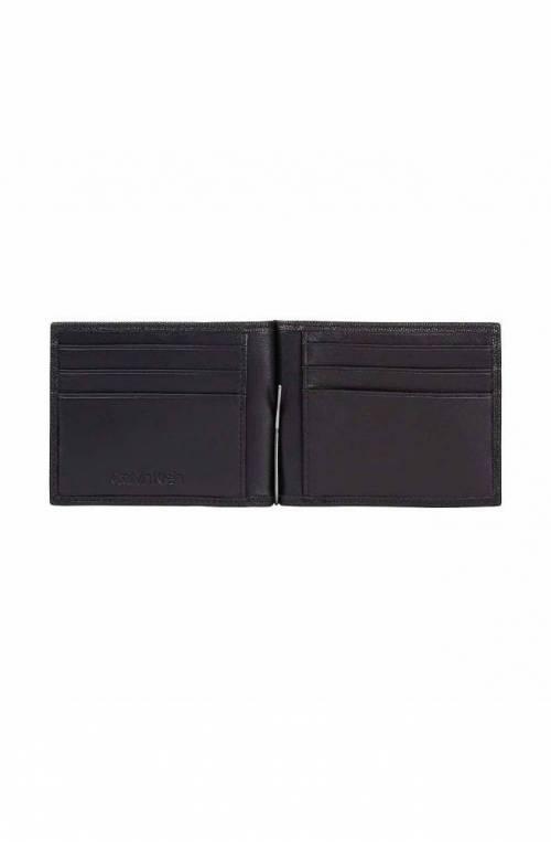 CALVIN KLEIN Credit card case EUROPE Male Black - K50K505965BAX