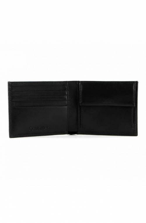 CALVIN KLEIN Wallet EUROPE Male Black - K50K505959BAX