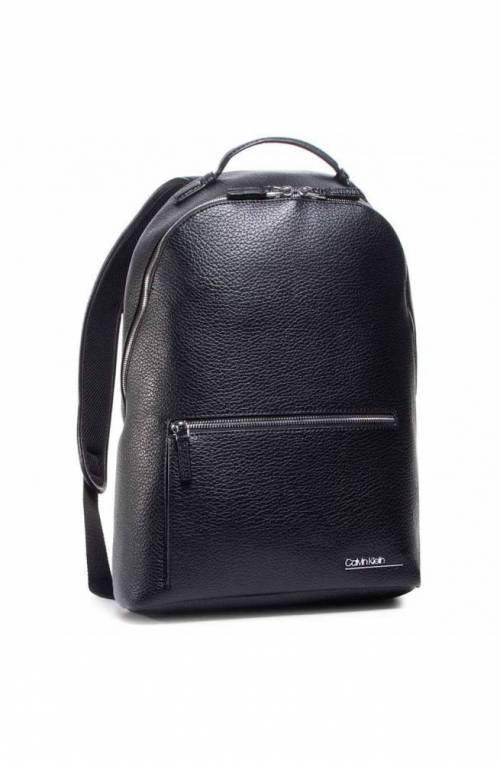 CALVIN KLEIN Backpack EUROPE Male Black - K50K505919BAX