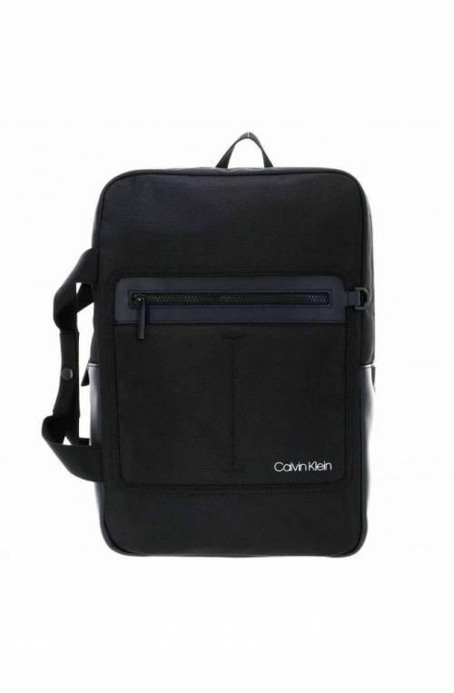 CALVIN KLEIN Backpack EUROPE Male Black - K50K505933BAX