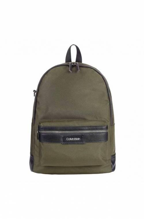 CALVIN KLEIN Backpack EUROPE Male olive - K50K505900MRZ