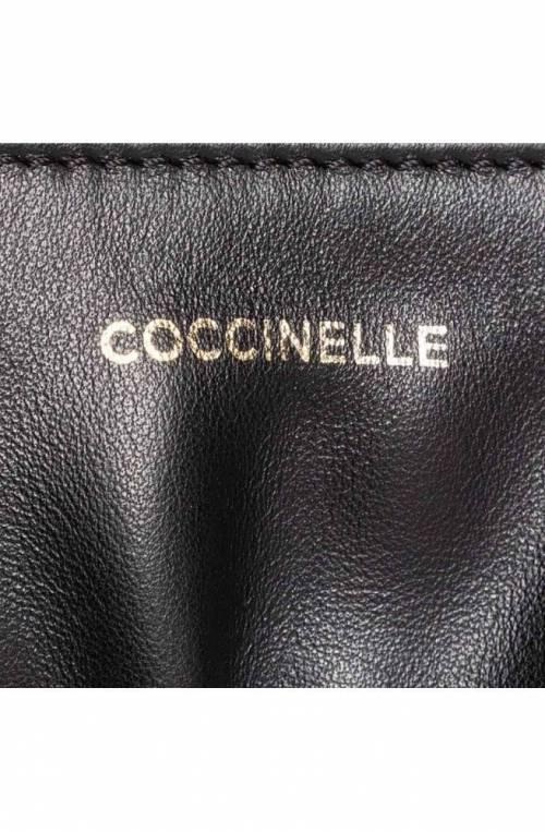 COCCINELLE Bag MINI BAG Female Leather Black - E5HV355F403001