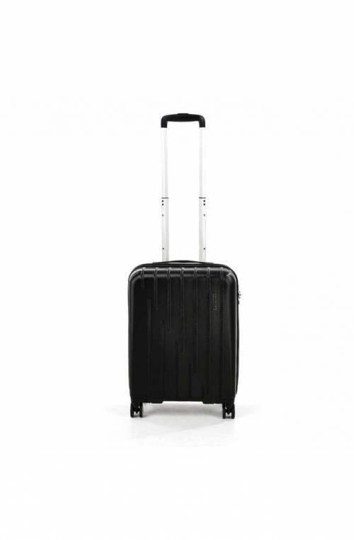 AMERICAN TOURISTER Trolley ONYX Black TSA lock Unisex - 98G019901