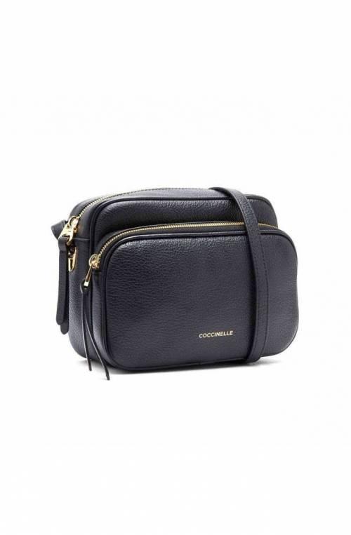 COCCINELLE Bag LEA Female Leather Black - E1H60150101001