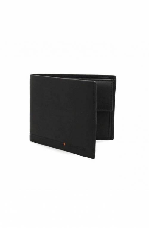 SAMSONITE Wallet SIMPLA Male Leather Black - KE8-09015