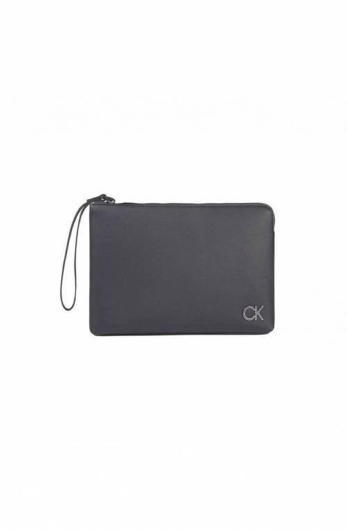 CALVIN KLEIN Beauty case EUROPE Male Black - K50K506855BAX