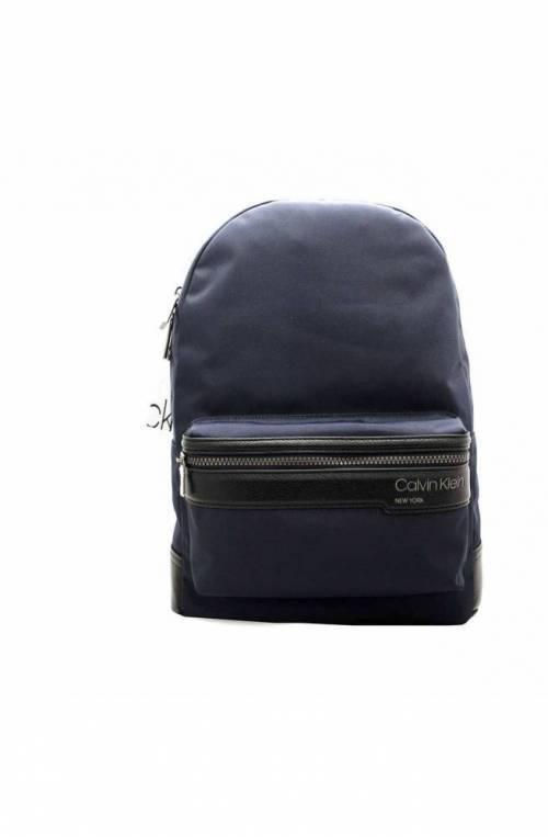 Zaino CALVIN KLEIN CAMPUS Uomo Blu - K50K506483CEF