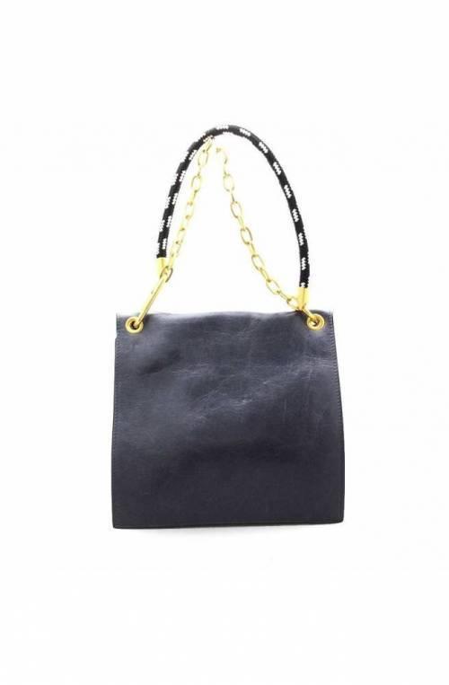 GIANNI CHIARINI Bag ALTHEA Female Leather Blue - 7126ATH-1394