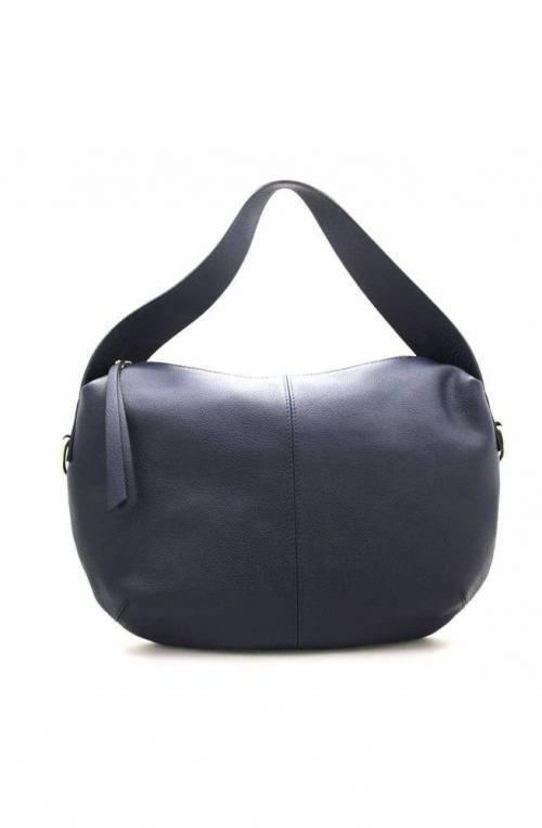 GIANNI CHIARINI Bag GIORGIA Female Leather Blue - BS7250-OLXNA