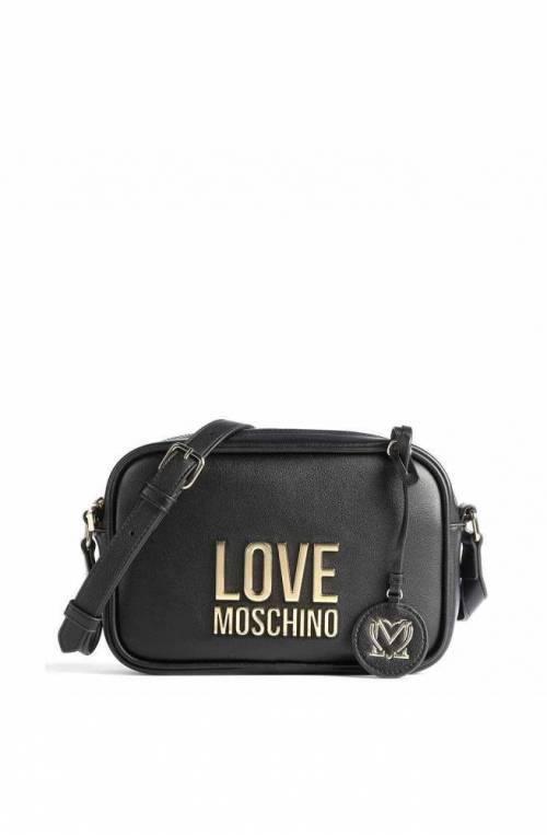 LOVE MOSCHINO Bolsa BONDED Mujer Negro - JC4107PP1CLJ000A