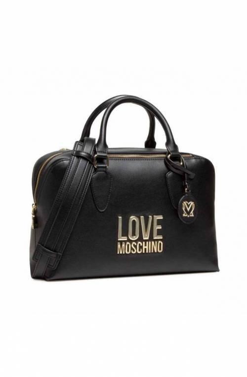 LOVE MOSCHINO Bolsa BONDED Mujer Negro - JC4110PP1CLJ000A