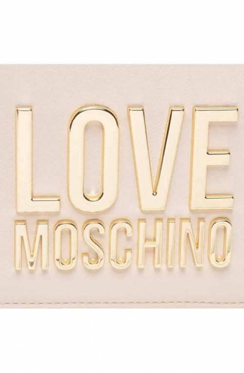 LOVE MOSCHINO Bolsa Mujer Marfil - JC4127PP1CLN2110