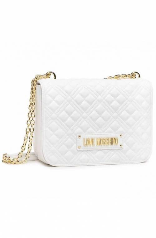 LOVE MOSCHINO Bolsa Mujer Blanco - JC4000PP1CLA0100