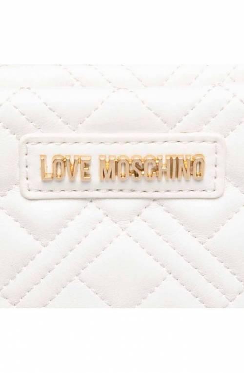LOVE MOSCHINO Bolsa Mujer Blanco - JC4080PP1CLA2100