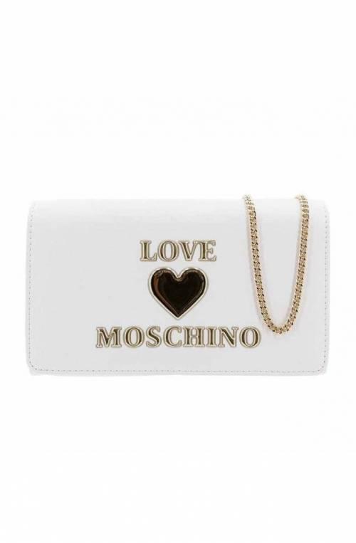 LOVE MOSCHINO Bolsa Mujer Blanco - JC4083PP1CLF0100