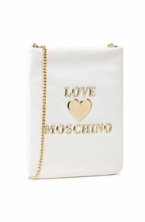 LOVE MOSCHINO Bolsa Mujer Blanco - JC4084PP1CLF0100