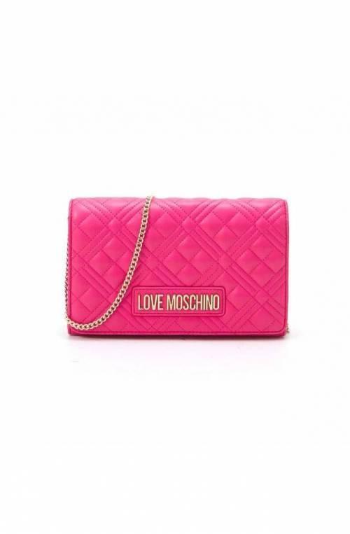 LOVE MOSCHINO Bolsa Mujer Fuchsia - JC4079PP1CLA2604