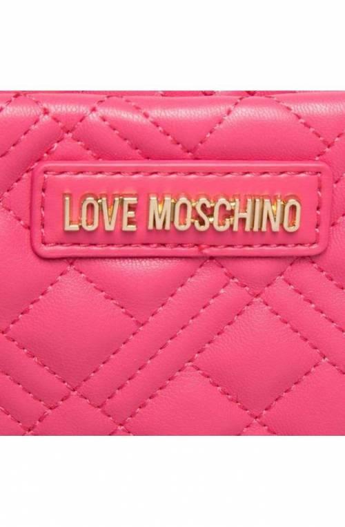 LOVE MOSCHINO Bolsa Mujer Fuxia - JC4080PP1CLA2604
