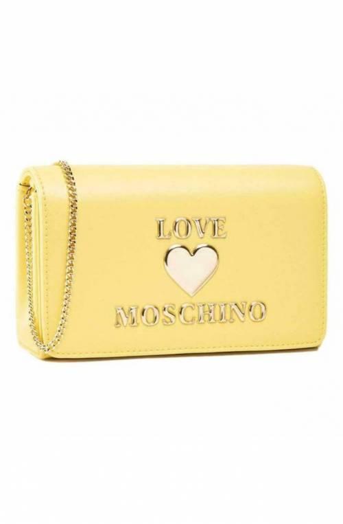 Borsa LOVE MOSCHINO Donna Giallo - JC4083PP1CLF0400