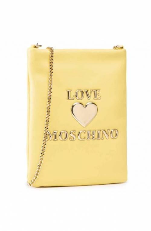 Borsa LOVE MOSCHINO Donna Giallo - JC4084PP1CLF0400