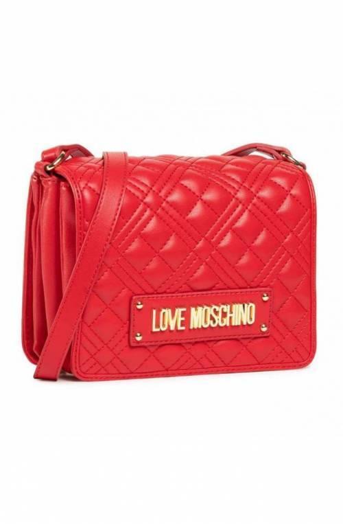 Borsa LOVE MOSCHINO Donna Rosso - JC4002PP1CLA0500