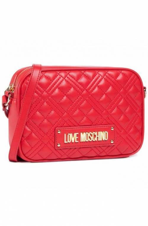 Borsa LOVE MOSCHINO Donna rosso - JC4010PP1CLA0500