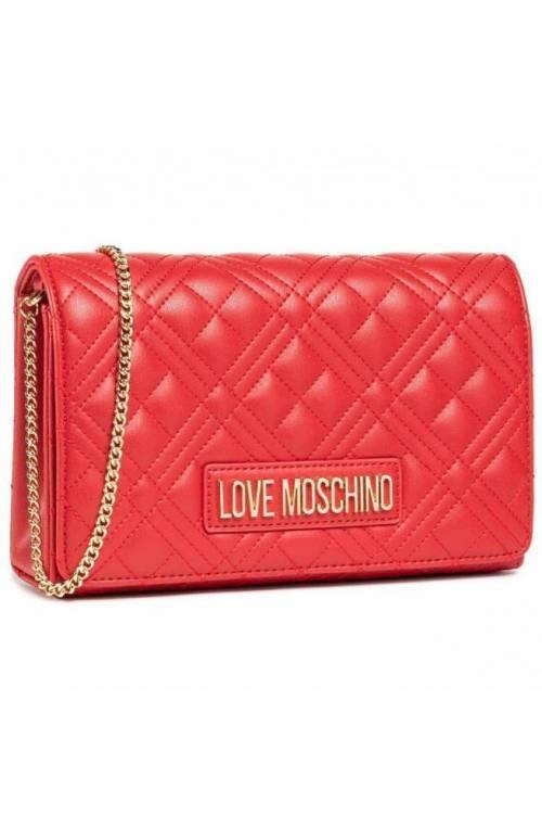 Borsa LOVE MOSCHINO Donna Rosso - JC4079PP1CLA2500