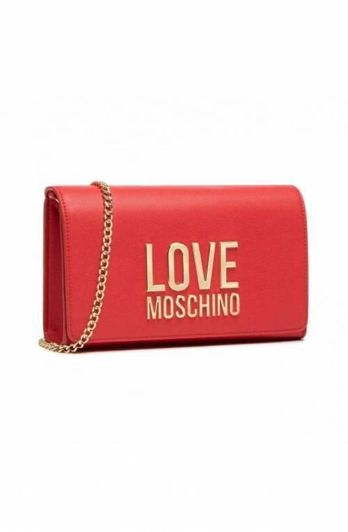 Borsa LOVE MOSCHINO Donna Rosso - JC4127PP1CLN2500