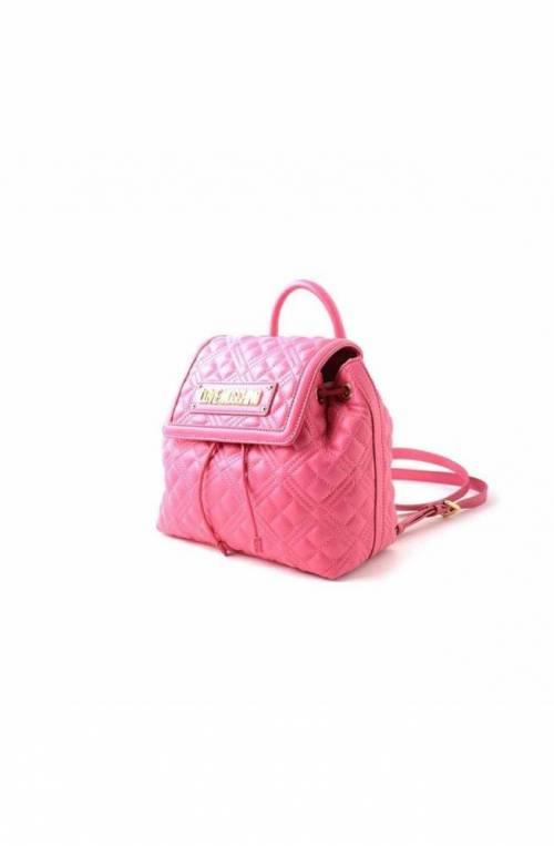 LOVE MOSCHINO Rucksack Damen Fuxia - JC4009PP1CLA0604