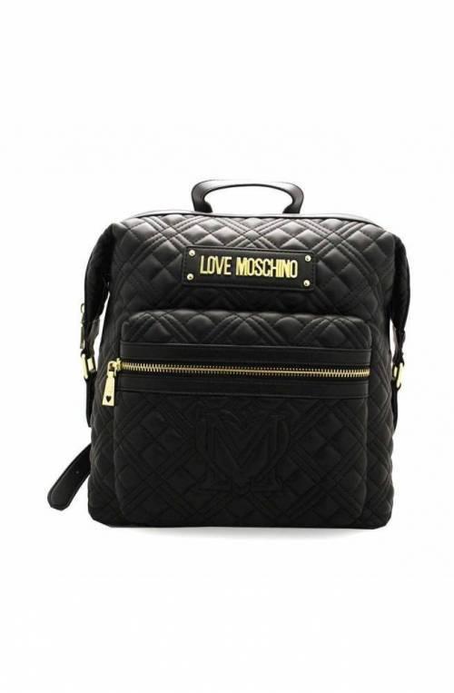 LOVE MOSCHINO Rucksack Damen Schwarz - JC4012PP1CLA0000