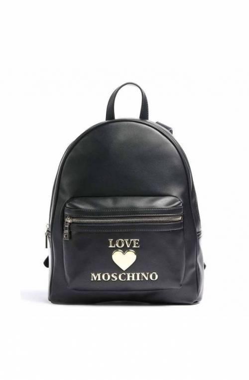 Zaino LOVE MOSCHINO Donna Nero - JC4060PP1CLF0000