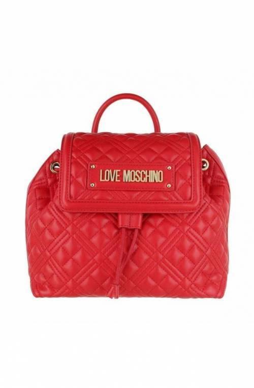 Zaino LOVE MOSCHINO Donna rosso - JC4009PP1CLA0500