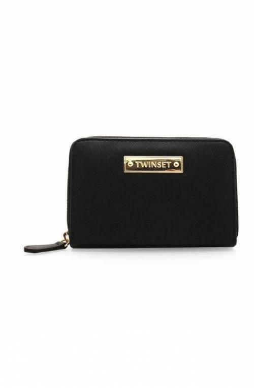 TWIN-SET Wallet Female Black - 201TO7159-00006