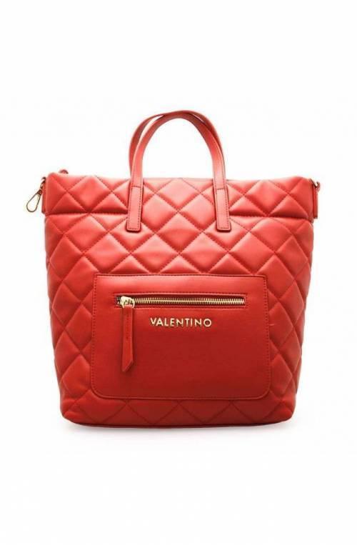 VALENTINO Backpack Ocarina Female red - VBS3KK08-ROSSO