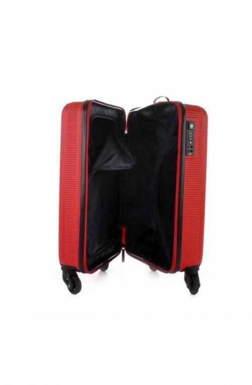 YNOT Trolley Red TSA lock USB PLUG 3 year warranty Unisex - STR-11001F0-RED