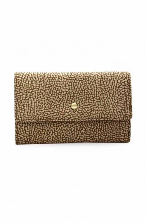 BORBONESE Wallet Female Beige - 930115-I15-994