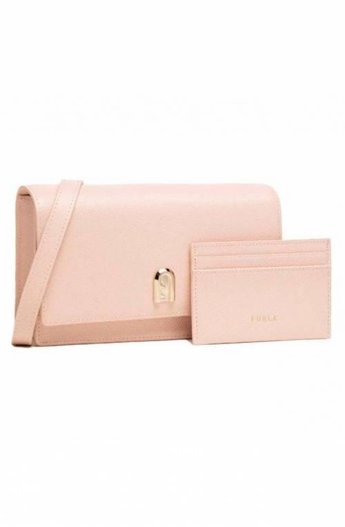 FURLA Bag MINI CROSSBODY Female Pink - EAV6ACO-ARE000-1BR00