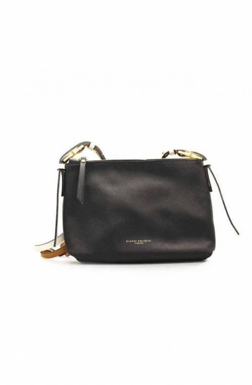 GIANNI CHIARINI Bag Female Leather Black - BS7641OLX-LSR0010