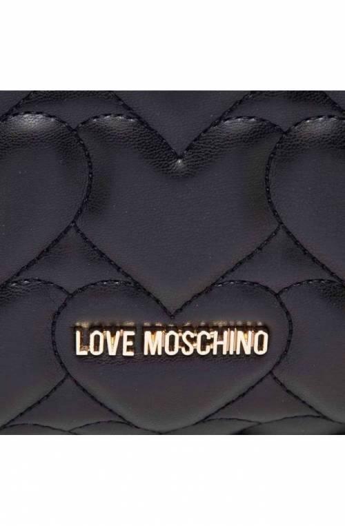 LOVE MOSCHINO Bolsa Mujer Negro - JC4252PP0CKG0000