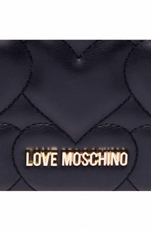 LOVE MOSCHINO Bolsa Mujer Negro - JC4257PP0CKG0000