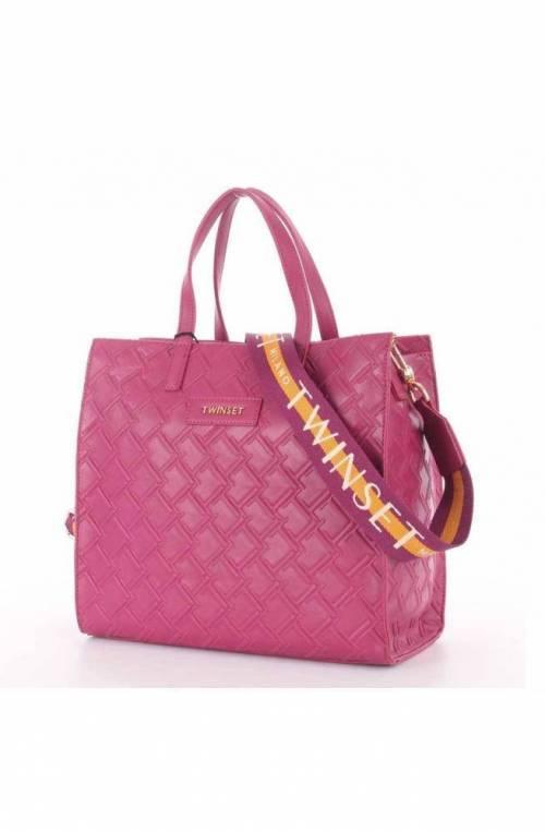 TWIN-SET Bolsa Mujer Violeta - 202TB7161-05245